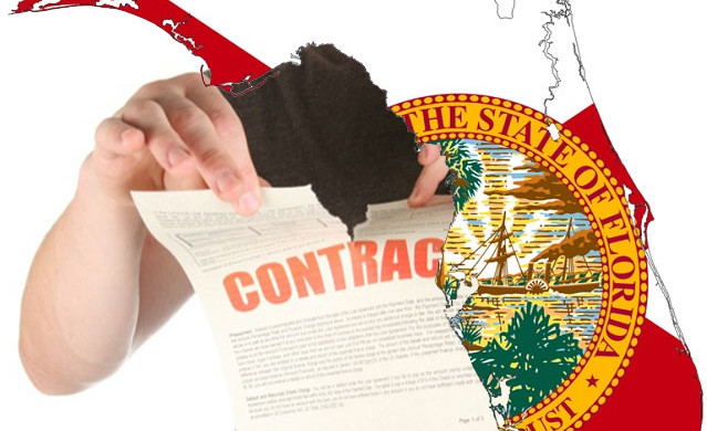 Florida Contract Dispute